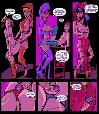 Dick-Or-Treat 17 free sex comic