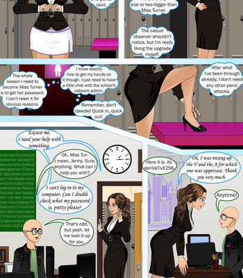 Different Perspectives comic porn sex 128