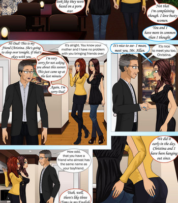 Different Perspectives comic porn sex 178