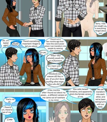 Different Perspectives comic porn sex 325