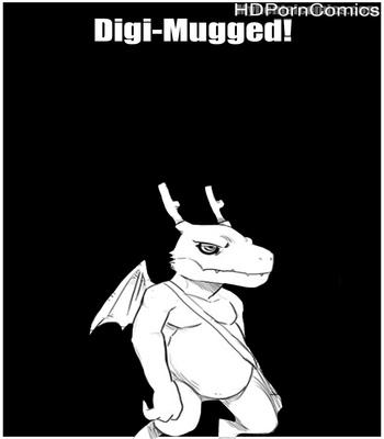 Porn Comics - Digi-Mugged!