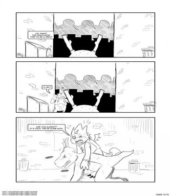 Digi-Mugged! comic porn sex 014