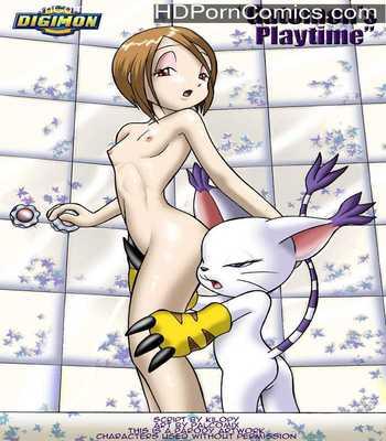 Porn Comics - Digimon – 1 – Gatomon's Playtime free Porn Comic