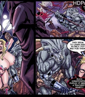 Porn Comics - Dimension Freak 1 – Freak World