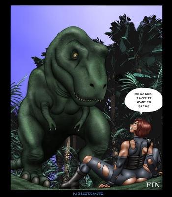 Dino Crisix comic porn