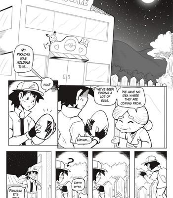 Porn Comics - Ditto Used Transform!
