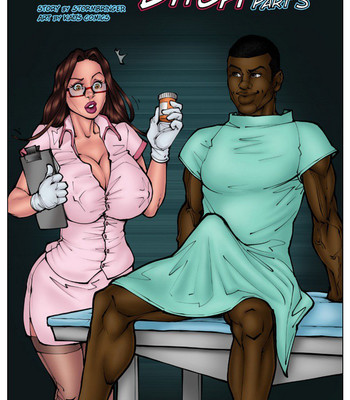 Porn Comics - Doctor Bitch 3