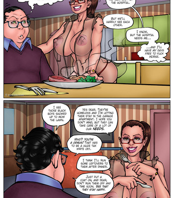 Doctor Bitch 3 comic porn sex 027