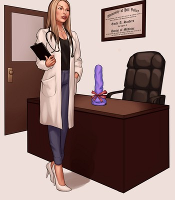 Porn Comics - Doctor's Bimbofication