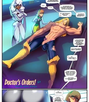 Porn Comics - Doctor's Orders