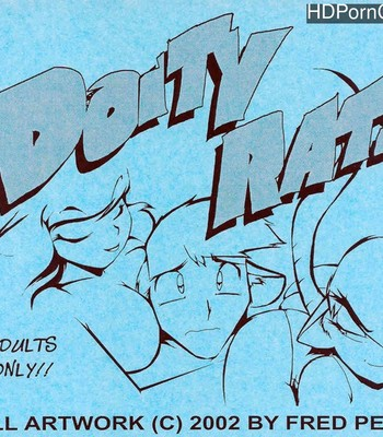 Porn Comics - Doity Rats 1