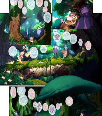 DokiDoki Moffles - A Fruitful Quest comic porn sex 006