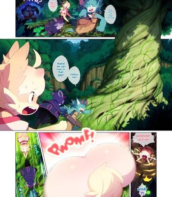 DokiDoki Moffles - A Fruitful Quest comic porn sex 009