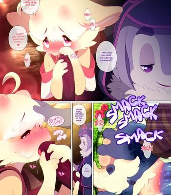 DokiDoki Moffles - A Fruitful Quest comic porn sex 026