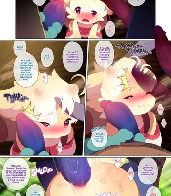 DokiDoki Moffles - A Fruitful Quest comic porn sex 030