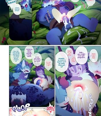 DokiDoki Moffles - A Fruitful Quest comic porn sex 035