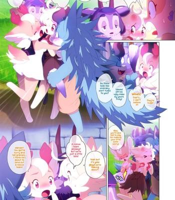DokiDoki Moffles - A Fruitful Quest comic porn sex 038