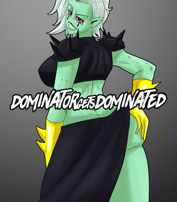 Dominator Gets Dominated comic porn sex 001