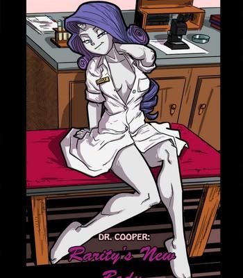 Porn Comics - Dr Cooper – Rarity's New Body