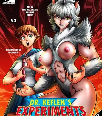 Porn Comics - Dr Keflen's Experiments 1
