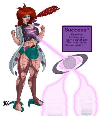 Dr Nuyasaka - Milf-Shake Scientist comic porn sex 003