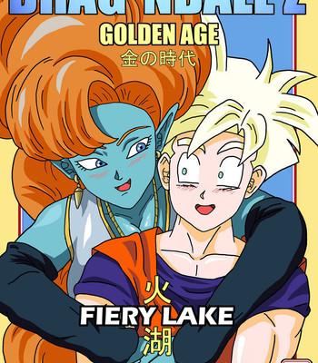 Porn Comics - Dragon Ball Z Golden Age – Fiery Lake