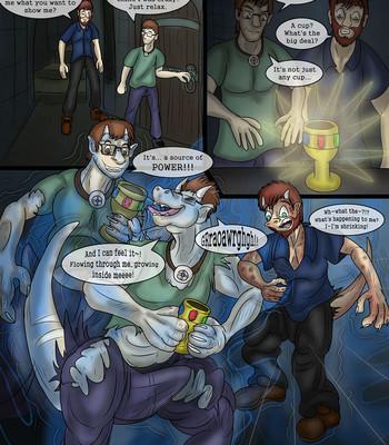 Porn Comics - Dragon Chalice