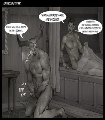 Dragon-Effect 10 free sex comic