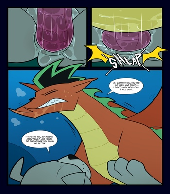 Dragon-Lessons 21 free sex comic