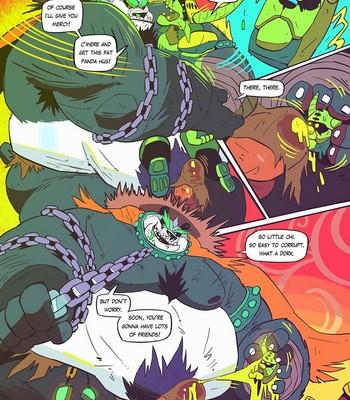 Dragon Of The Chi comic porn sex 006