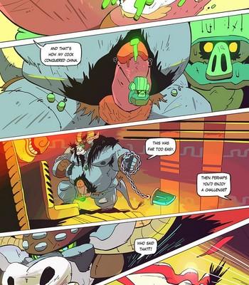 Dragon Of The Chi comic porn sex 011