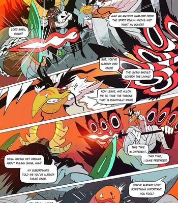 Dragon Of The Chi comic porn sex 012