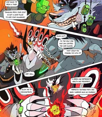 Dragon Of The Chi comic porn sex 013