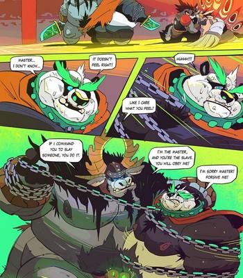 Dragon Of The Chi comic porn sex 018