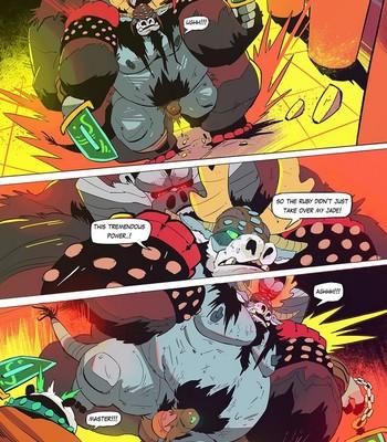 Dragon Of The Chi comic porn sex 020