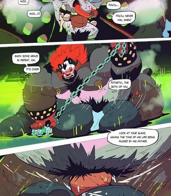 Dragon Of The Chi comic porn sex 028