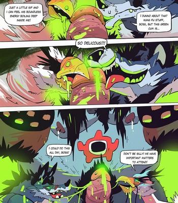 Dragon Of The Chi comic porn sex 030