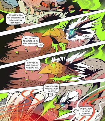 Dragon Of The Chi comic porn sex 032