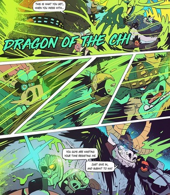 Dragon Of The Chi comic porn sex 035