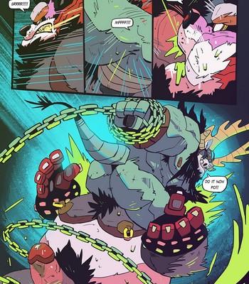 Dragon Of The Chi comic porn sex 037