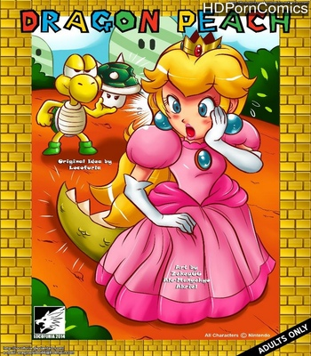 Porn Comics - Dragon Peach