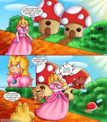 Dragon-Peach 2 free sex comic