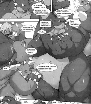 Dragon Sanctuary comic porn sex 015