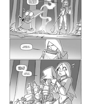 Dragon Wine comic porn sex 003
