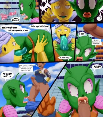 Dragonball Xxxenoverse comic porn sex 002