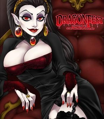 Porn Comics - Dragonfest 23