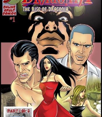 Porn Comics - Dragonia – The Rise Of Dragonia 1