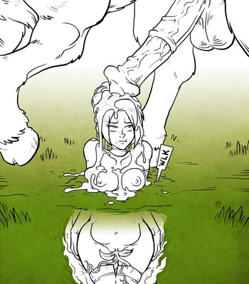 Dryad Sex For Dummies comic porn sex 002