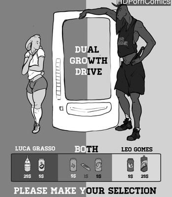 Porn Comics - Dual Growth Drive