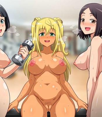 Dumbbell Nan Kilo Moteru comic porn sex 006